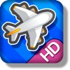 Flight Control HD delete, cancel