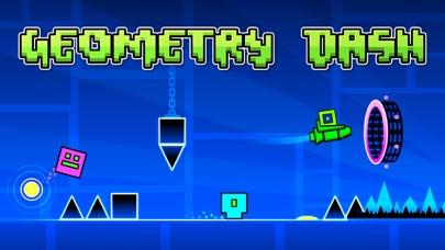 Geometry Dash Lite iphone screenshot 1