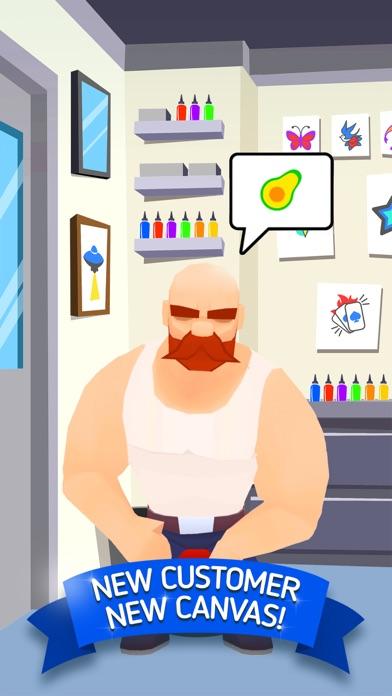 Ink Inc. - Tattoo Drawing iphone screenshot 1