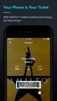 Ticketmaster-Buy, Sell Tickets iphone screenshot 2