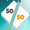 50 50: Addictive Shape Cutting negative reviews, comments