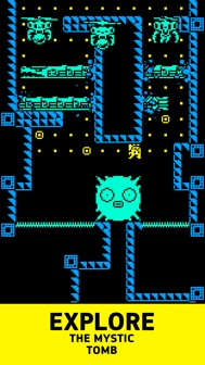 Tomb of the Mask iphone screenshot 3