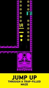 Tomb of the Mask iphone screenshot 2