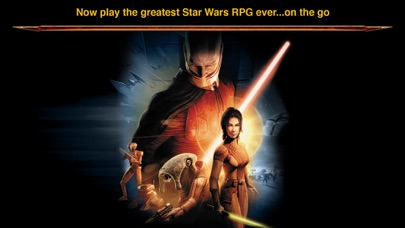 Star Wars™: KOTOR iphone screenshot 1