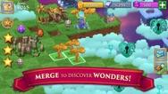 Merge Dragons! iphone screenshot 1