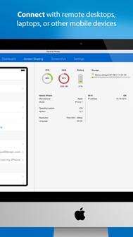 TeamViewer QuickSupport iphone screenshot 2