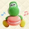 Yarn Yoshi & Poochy Stickers delete, cancel