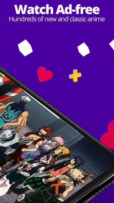 Funimation iphone screenshot 2