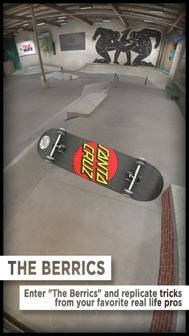 True Skate iphone screenshot 4