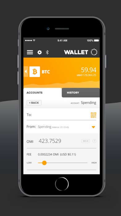 How to cancel & delete ECOMI Secure Wallet 2