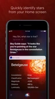 Sky Guide iphone screenshot 2