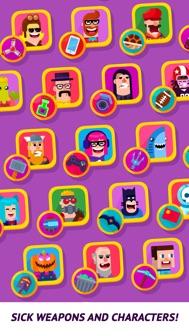 Bowmasters - Multiplayer Game iphone screenshot 4
