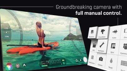 FiLMiC Pro-Video Camera iphone screenshot 1