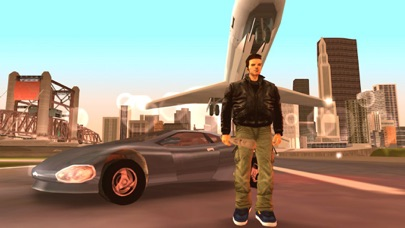 Grand Theft Auto III iphone screenshot 3