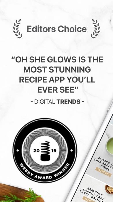 Oh She Glows iphone screenshot 1