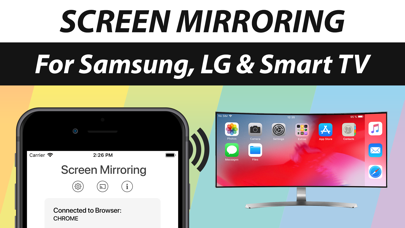 How to cancel & delete Screen Mirroring+ App 0