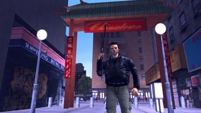 Grand Theft Auto III iphone screenshot 2