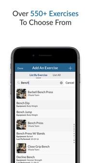 My Workout+ iphone screenshot 4
