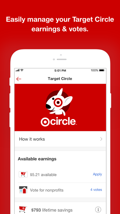 How to cancel & delete Target 1