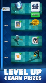 Clash Royale iphone screenshot 4