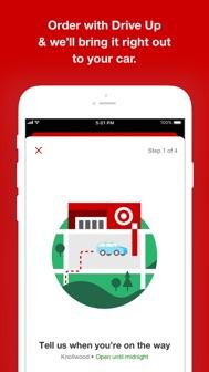 Target iphone screenshot 4
