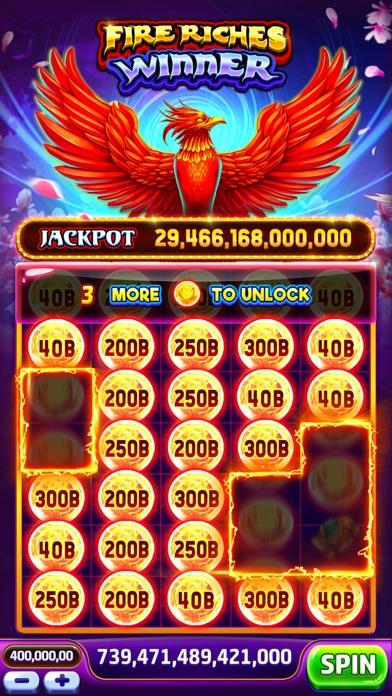 Cash Frenzy™ - Slots Casino iphone screenshot 4