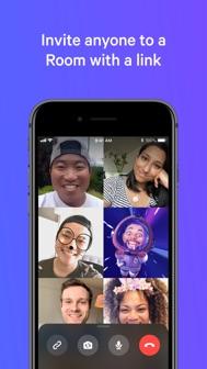 Messenger iphone screenshot 4