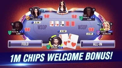 World Series of Poker - WSOP iphone screenshot 2