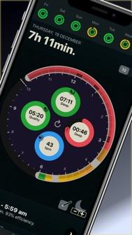 AutoSleep Track Sleep on Watch iphone screenshot 2