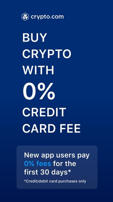 Crypto.com - Buy Bitcoin Now iphone screenshot 1