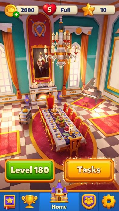 Royal Match iphone screenshot 2