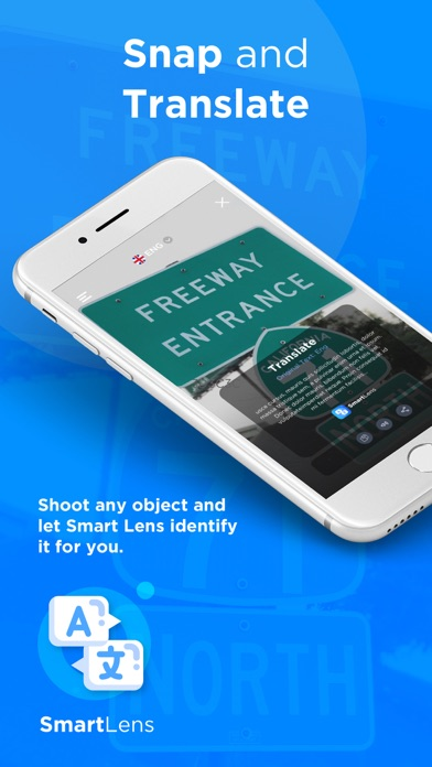 Smart Lens - AI Translate iphone screenshot 1
