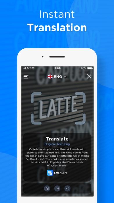 Smart Lens - AI Translate iphone screenshot 4