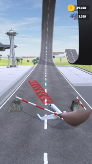 Sling Plane 3D iphone screenshot 1