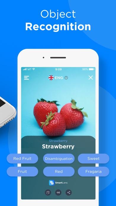 Smart Lens - AI Translate iphone screenshot 2