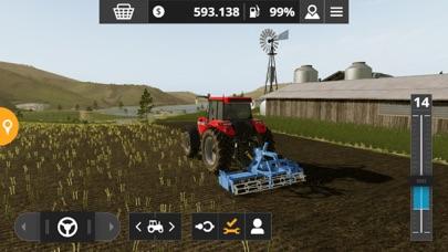 Farming Simulator 20 iphone screenshot 4
