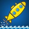 Submarine Jump! delete, cancel