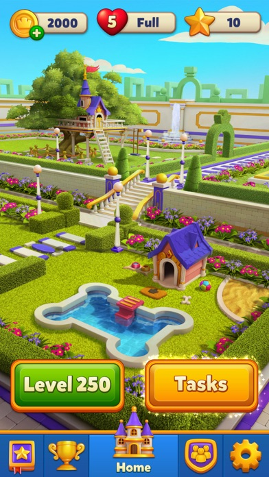 Royal Match iphone screenshot 4