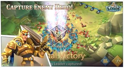Lords Mobile: Kingdom Wars iphone screenshot 4