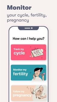 Flo Period & Ovulation Tracker iphone screenshot 4