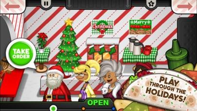Papa's Taco Mia To Go! iphone screenshot 3