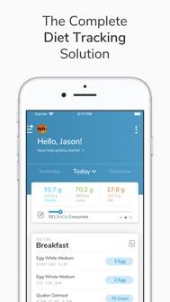 My Macros+ | Diet & Calories iphone screenshot 1