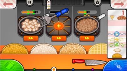 Papa's Taco Mia To Go! iphone screenshot 2
