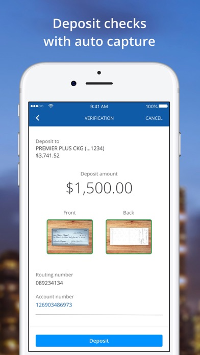Chase Mobile®: Bank & Invest iphone screenshot 3