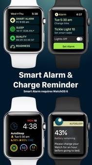 AutoSleep Track Sleep on Watch iphone screenshot 4