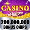 Casino Deluxe - Vegas Slots Positive Reviews, comments