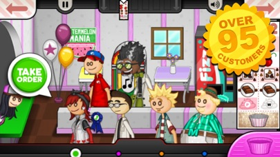 Papa's Cupcakeria To Go! iphone screenshot 2