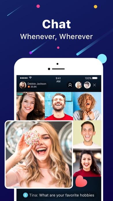 BIGO LIVE-Live Stream, Go Live iphone screenshot 2