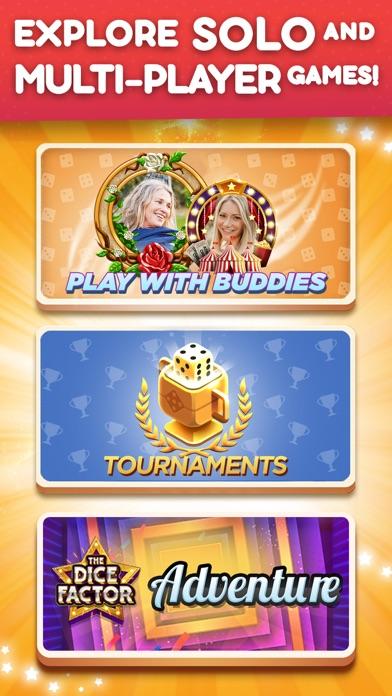 Yahtzee® with Buddies Dice iphone screenshot 2