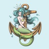 Product details of Mermaid Spirit Stickers